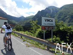 Lizzari-16 (Cicloalpinismo) Tags: parco mountain bike video foto extreme mtb cai monte sentiero alpi aex 190 apuane appennino vinca vetta foce escursione altana ugliancaldo cicloalpinismo cicloescursionismo lizzari