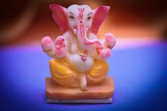 Ganesh Idol (bcdixit) Tags: gods ganapati tamron90mm indiangods lordganesh focusstacking ganeshidol