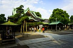 Taishakuten (H.H. Mahal Alysheba) Tags: japan zeiss temple tokyo nikon snapshot wide shitamachi shibamata d800 distagon carlzeiss 28mmf2