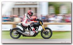 Keanu Reeves riding the 2016 Arch KRGT-1 (jdl1963) Tags: goodwood festival speed 2016 hill climb motor sport motorsport keanu reeves riding arch krgt1 goodwoodfestivalofspeed festivalofspeed