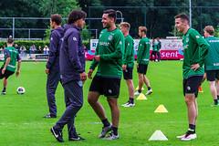 160626-1e Training FC Groningen 16-17-106 (Antoon's Foobar) Tags: training groningen fc trainer haren 1617 fcgroningen keziahveendorp oussamaidrissi