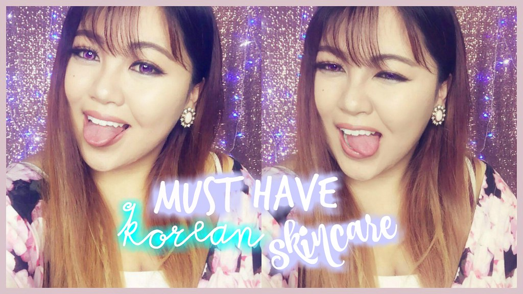 Korean makeup transformation reaction