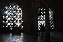 umbra, penumbra and antumbra ... (lunaryuna) Tags: windows girls patterns cordoba andalusia lunaryuna lightshadow penumbra umbra architecturalinteriors southernspain solsombra antumbra mosquecathedral