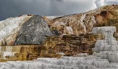Mammoth Hot Springs (snowpeak) Tags: yellowstonenationalpark wyoming mammothhotsprings sonyrx10iii