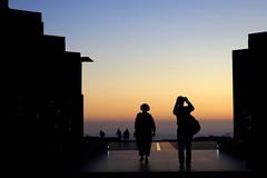 pics-of-Salk-Inst-at-ENCODE-meeting--DSC08299 (mbgmbg) Tags: sunset building photoshop saturation series salkinstitute salk colorize ortonish kw2flickr kwgooglewebalbum takenbymarkgerstein kwpotppt kwphotostream5 i0enc16 seriespicsofsalkinstatencodemeeting