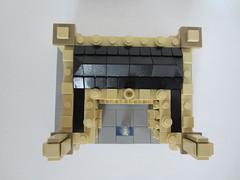 Small Opera House (Luap31) Tags: lego legomicroscale legoarchitecture metropolis legocity