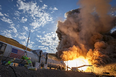 NASA's Space Launch System Booster Passes Major Milestone on Journey to Mars (NASA's Marshall Space Flight Center) Tags: space marshall nasa rocket qm2 booster sls nasamarshall journeytomars spacelaunchsystem qualificationmotor nasasmarshallspaceflightcenter orbitalatk slsfiredup