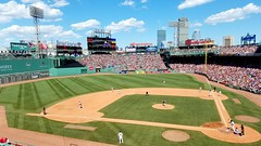 Perfect Fenway day (bpephin) Tags: summer usa boston la baseball sox redsox angels fenway 34 prudential ortiz bostonredsox mlb