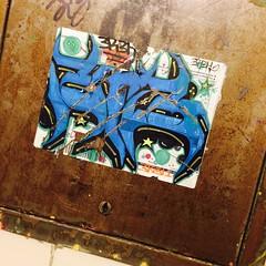 "3R3H"" (beengraffin) Tags: blue slash color green bathroom one graffiti big sticker mail sandiego cut top bubbles bubble vista slap usps piece 619 bluetop slaps 760 oner 858 3hrs ereh bluetops 3reh er3h 3h3rs"