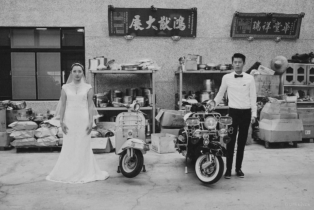 婚禮攝影,底片風格,流水席,婚攝,台南