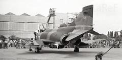 XV464 McDD Phantom FGR.2 B/56Sq (eLaReF) Tags: jubilee review rhino phantom 1977 f4 mcdonnell spook phantomii mcdd finningly fgr2 xv464 b56sq