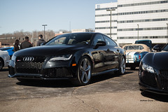20150307-IMG_1118 (Matthew Groner) Tags: cars coffee car illinois nissan exotic bmw dodge m3 audi viper rs m5 peoria gtr r8 s6 rs7