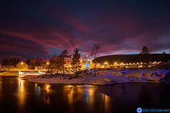 """Kongsberg in pink • <a style=""""font-size:0.8em;"""" href=""""http://www.flickr.com/photos/126602711@N06/16589904619/"""" target=""""_blank"""">View on Flickr</a>"""