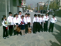 okul öncesi ve ilköğretim ritim grupları