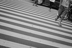 Crossing (RM Ampongan) Tags: life street city photography crossing philippines pedestrian human sur activity region bicol pedestrianlane camarines iriga