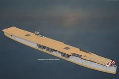 Sirindhorn Class Aircraft Carrier