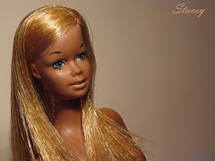 My Collection : Stacey Derthal (HELICON ROSE) Tags: 1971 stacey barbie malibu