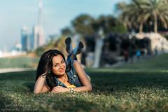 Daria 007 (Svetlana Kniazeva) Tags: park sunset portrait beach canon model dubai style photosession lifestylephotography 50mmf12l dubaiphotographer svetlanakniazeva photosessionindubai