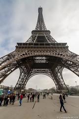 Tour Eiffel 23 (spionkop331) Tags: paris france monument toureiffel histoire monuments fer acier gustaveeiffel spionkop spionkop33 christopheboyer