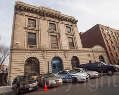 NYPD Police Station Precinct 70, Kensington, Brooklyn, New York City (jag9889) Tags: county city nyc newyorkcity blue usa house ny newyork building station architecture brooklyn flickr unitedstates unitedstatesofamerica police nypd company kings borough kensington 70 department lawenforcement finest precinct firstresponder kingscounty policedepartment firstresponders 2013 newyorkcitypolicedepartment p070 precinct70 jag9889 y2013 20130404