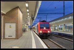 SBB 482 043 - MSM 1829 (Spoorpunt.nl) Tags: station juni 21 bahnhof sbb hbf msm mnster trein gruppe 482 2014 1829 partyzug 0437