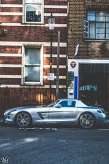 (Nooa Haapsaari) Tags: london cars mercedes rollsroyce automotive lamborghini astonmartin sls amg londoncars carspotter aventador