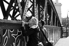 Looking over the Bridge