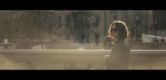 Looking back (James Yeung) Tags: london cinematic anamorphic