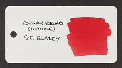 Conway Stewart (Diamine) St Blazey - Word Card