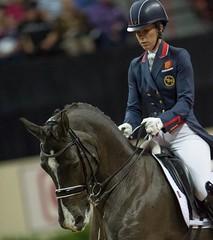 Charlotte Dujardin (GBR) and Valegro
