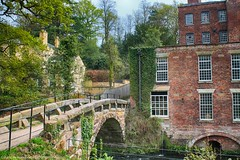 Quarry Bank Mill (Kevin, from Manchester) Tags: england mill cheshire bank national trust quarry 2015 kevinwalker