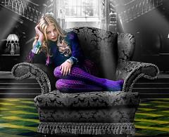 Chloe Grace Moretz Dark Photography HD Wallpaper (StylishHDwallpapers) Tags: dark photography model chloe grace american actress moretz