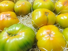 Tomate Ananas, France