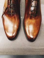 (jerrytanuwijaya) Tags: paris men leather fashion shoes boots style preppy footwear venezia luxury bespoke 1895 menswear exceptional knowhow calfskin berluti leatherware