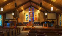 First United Methodist Church in Grapevine (guyhawkins) Tags: church united first methodist sanctuary grapevine founderschapel