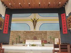 Igreja de So Jos Operrio (St Joseph the Worker Church) (asianfiercetiger) Tags: church catholic macau macao   stjosephtheworkerchurch     iaohon  freguesiadenossasenhoradeftima    igrejadesojosoperrio
