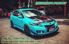 👫 สวัสดีวันศุกร์สดใสค่ะ :)  😄 สนใจแต่งรถให้สวยกด 😄 💻 Http://www.nekketsu-racing.com  #แต่งรถยนต์