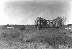 Abandoned residence in the Cape Sable region (State Library and Archives of Florida) Tags: florida dilapidation abandonedbuildings abandonedhouses capesable