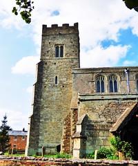 St. John's, Wistow (grassrootsgroundswell) Tags: church churchtower cambridgeshire wistow englishparishchurch