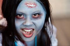 Zombie Seeks Zombie (Thomas Hawk) Tags: usa texas unitedstates zombie unitedstatesofamerica houston georgerbrownconventioncenter fav10 harriscounty comicpalooza comicpalooza2011