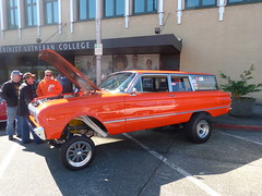 Edmonds Show n Shine (Lino M) Tags: show hot cars washington shine bikes trucks custom rods edmonds