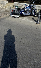 You Wish !!!!  Just lusting after the bike. (Padski1945) Tags: shadows shadowplay meandmyshadow theshadows fromtheshadows