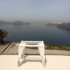 Stunning #wedding venue for a destination wedding in #Greece. #Weddingplanning by @weddingingreece www.weddingingreece.com #santoriniwedding #weddingplanner #weddingingreece