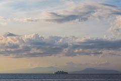 Sail Along the Straight (elevation-media) Tags: ocean water ferry bc britishcolumbia bcferries alberni straightofgeorgia queenofalberni explorebc