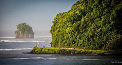 2016 - South Pacific Islands - American Samoa - Flower Pot Rock