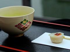 Tekupachi Hama-Rikyu_10afternoon tea (osho9891742) Tags: japan tokyo tea  teatime afternoontea  hamarikyugarden  20160528