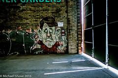 Brickworks  Porta 160 (3) (mishlove1) Tags: toronto graffiti lawrence downtown nikonf100 photowalk brickworks onthestreet downtowntoronto kodakfilm torontograffiti portra160 photowalking kodakportra160 fromthestreet canons120