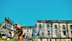 (167) - When the Fighting Is Over - history ruins valor ww2 WWII world war two philippines kevin chavez (Kev Chavez) Tags: enjoyinglife travel random kevinchavez explore hobby hobbyist takingphotos adventure lifestyle leisure scenic goodlife explorer magicmoments corregidor