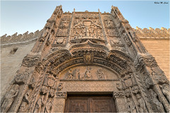 Fachada del Colegio San Gregorio (Valladolid) (Jose Manuel Cano) Tags: espaa art church museum spain arte iglesia valladolid museo fachada sanpablo nikond5100