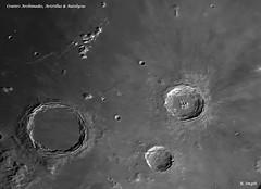 Craters Archimedes, Aristillus & Autolycus (Ralph Smyth) Tags: moon archimedes autolycus aristillus
